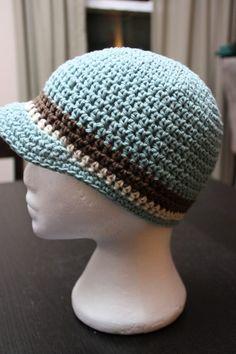 Newsboy Hat Pattern Etsy