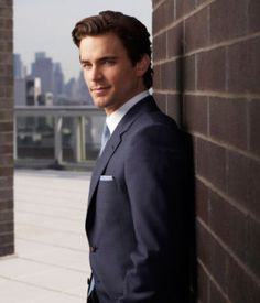 """Neal Caffrey - maybe he can play """"Mr. Twitchy Palms"""" ...Christian Grey?"""