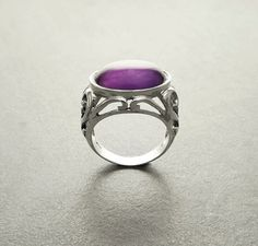 Hey, I found this really awesome Etsy listing at https://www.etsy.com/uk/listing/217269917/boho-amethyst-ring-sterling-silver-ring