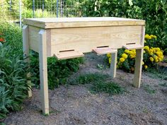 Natural Beekeeping | Free Plans | Long Langstroth Hive