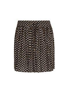 MANGO - Full printed skirt