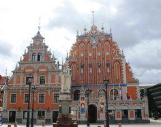 Fotografía: Cristina y Justo- Riga Tour, Notre Dame, Barcelona Cathedral, Photos, Building, Travel, Circuits, Vacations, Facades