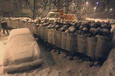 EuroMaidan; Kyiv, Ukraine 2013 -Stunning Photos Of The Ukrainian Protests