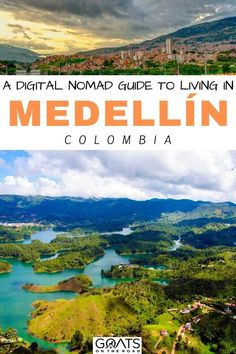 Are you a location independent and working as a digital nomad? Want to start living in a country that's budget friendly, and a beautiful paradise? Here is the guide to the cost of living in Medellín, Colombia where you can enjoy perfect weather, mountains, excellent quality of life, friendly locals and more! | #digitalnomad #expat #Medellín Travel Hacks, Travel Advice, Travel Guides, Travel Tips, Travel Route, Places To Travel, Travel Destinations, South America Destinations, South America Travel