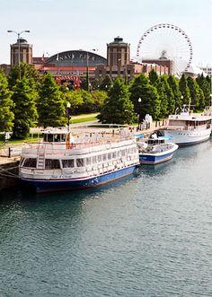 Navy Pier, Chicago.  3 more months.