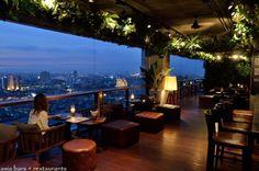 Scarlett- Wine Bar & Restaurant at Pullman Bangkok Hotel G