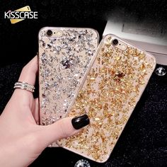 1.99$  Buy here - KISSCASE Gold Bling Paillette Skin Case For iPhone 7 Plus Soft TPU Phone Cases For iPhone 6s Plus Back Case For iPhone 6 5 5S SE   #SHOPPING