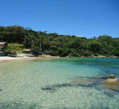 Praia da Sepultura - Bombinhas - SC Paraíso!