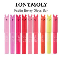 TONYMOLY Petite Bunny Gloss Bar 2g | List of Good 12th Birthday Gifts for Girls