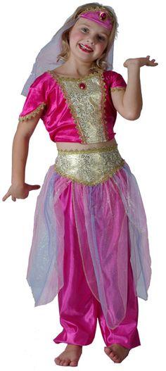 Déguisement danseuse orientale fille : Deguise-toi, achat de Déguisements enfants