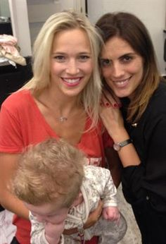 Luisana Lopilato and a strange obsession: cut hair to 3 times in 4 months Noah