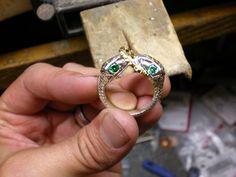 Silmarillion Ring of Barahir
