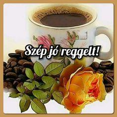 Good Morning, Mugs, Tableware, Frases, Buen Dia, Dinnerware, Bonjour, Tumblers, Tablewares