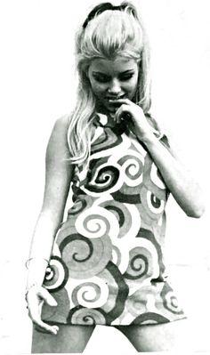 1960's fashion - janet argren