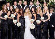 TMVbijoux: Inspiração vestido de noiva e penteado - Casamento da Fergie