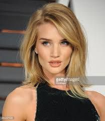 Image result for rosie huntington whiteley haircut