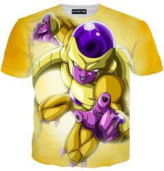 Golden Freeza Frieza Hoodie - Dragon Ball Z Hoodies and Clothing