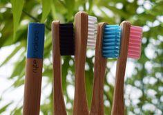ekologiški dantų šepetėliai - ryte ir vakare #bamboo #toothbrush #lithuania #vilnius