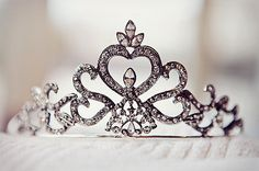 rhinestone crown, i always wanted to have a chance to wear one of these.........
