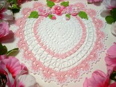 doilies ~ Love them all.