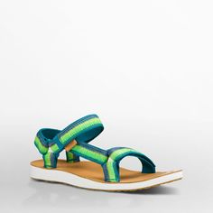 Original Teva®  Original Universal Ombre Sandals for Women on the official Teva® website. Safe delivery by courier.