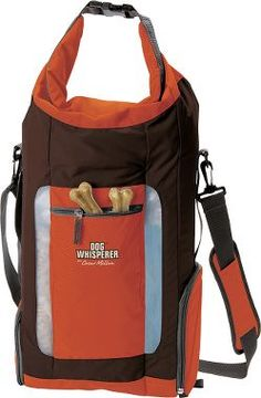 Cabela's: Classic Accessories Cesar Millan Dog Whisperer Food/Hydration Pack