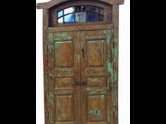 #Mogulinterior  #Antique #Door #Wooden #Vintage #Indiandecor #Indianfurn...