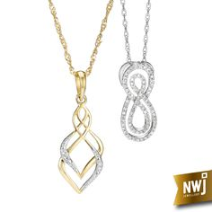 9ct Gold to add to my sparkle only with NWJ!