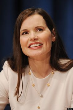 Geena Davis  Six years ago the Oscar-winning actress and Mensa member founded The Geena Davis Institute on Gender in Media. Her non-profit commissioned the largest research project on gender in film and television ever undertaken, conducted by the USC Annenberg School for Communication and Journalism. In family films, there is only one female character for every three male characters; and in group scenes, only 17 percent of the characters are female, researchers found.