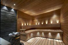 Sauna Finnish Sauna, Sauna Room, Saunas, Wellness Spa, Finland, Bathtub, Interior Design, Bathroom, House