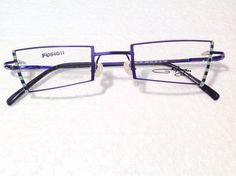 Unique Johnathan Cate Eyeglasses! Authentic Designer Frames Made In Usa #JohnathanCate #fusion #fashion #eyeglasses