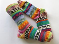 Knitting Socks, Hand Knitting, Knitting Patterns, Knit Socks, Underwear, Sock Toys, Fair Isle Pattern, Designer Socks, My Socks