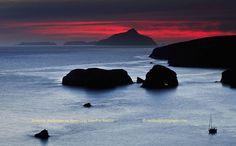 Scorpion Anchorage on Santa Cruz Island