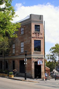 Hero Of Waterloo - The Rocks, Sydney by gecko47, NSW Australia Publore: May or may not have been refused entry here on some occasion
