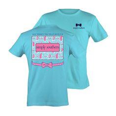 Simply Southern Prep Regatta T- Shirt