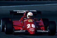 Rene Arnoux Ferrari 1983