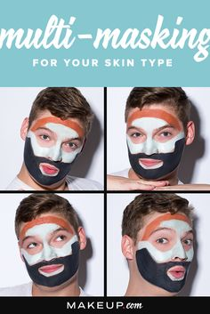 Here's everything you need to know about multimasking for great skin! Follow this guide and recreate when it's time for a spa day.
