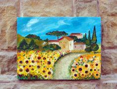 Tablouri pe panza pe sasiu, pictate in culori de ulei sau in culori acrilice. Mai multe tablouri gasiti aici: http://www.myneverland.ro/lucrari/view/picturi