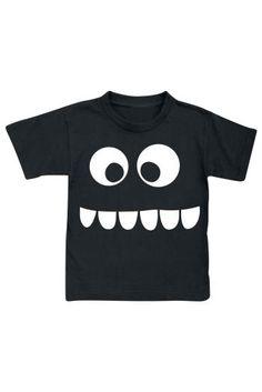 Grumpfi Leuchtet im Dunkeln T-Shirt - schwarz Kids Fashion Blog, Baby Girl Fashion, Tee Design, Toddler Girl Outfits, Kids Outfits, Kids Shirts, Funny Tshirts, Shirt Designs, Applique