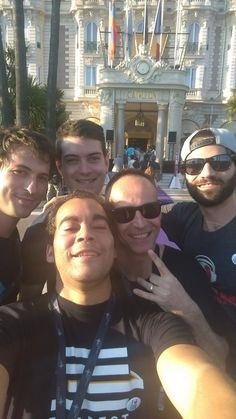 """The Best Song on Twitter: """"1st time walking on the purple carpet at #midem with friends :-) @soundsgood @Whojam_Now http://t.co/7v9f1WfcnV"""""""