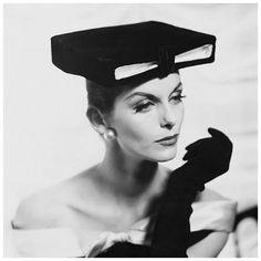Henry Clarke, Anne Saint-Marie, 1955