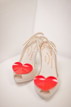 Vivienne Westwood heart shoes - I need at least ten pairs - haha! Just joking. I abso love these. On Shoes, Me Too Shoes, Shoe Boots, Monochrome Weddings, Cinderella Shoes, Silver Shop, Be My Valentine, Vivienne Westwood, Wedding Shoes