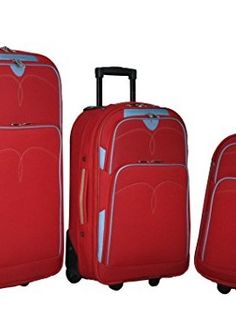 5-CitiesFrenzy-Travel-Luggage-Suitcase-Sets-Includes-Cabin-Trolley-Bags-for-Ryanair-and-Easyjet-Fits-50x40x20-55x40x20cm-Medium-Large-XL-Suitcases-4-piece-18-21-26-29-5-piece-18-21-26-29-32-Set-of-3-1-0