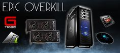 The Epic Overkill Giveaway cover image