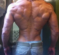 Shredded MuscleUp Bodybuilding. ~ mikE™