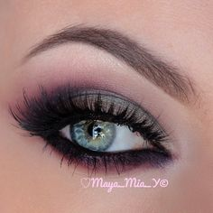 Colorful Smokey - @ maya_mia y
