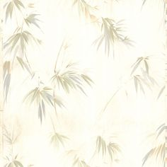 EDULIS CREAM BAMBOO TEXTURE    Pattern #: 414-05018  Brand: Brewster Home Fashions  Collection: Kitchen Bed Bath Resource IV    DESCRIPTION    This romantic and exotic wallpaper pattern creates a deep forest of bamboo with shimmering textures of cream and sage