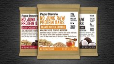 (NaturalNews) Call me a food geek, but I get excited about really clean, high quality food and superfood products. Sadly, the protein bar category you typically see at the grocery store (or even the health food store) is almost entirely pure garbage. http://www.naturalnews.com/053600_Papa_Steves_Protein_Bars_product_review_real_nutrition.html