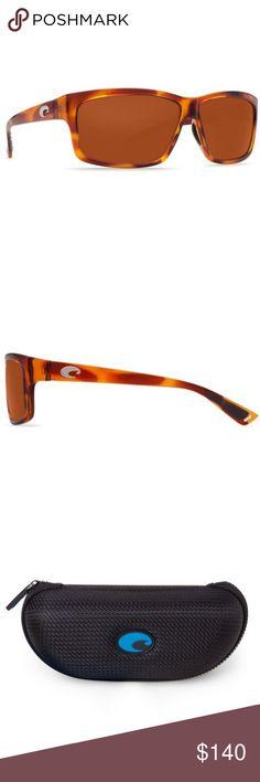 48c7107a1d COSTA Del Mar Cut Polarized Sunglasses (Brand New) COSTA Del Mar Cut Polarized  Sunglasses. Honey Tortoise with Copper 580P lenses.