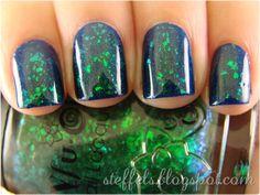Deep Sea Nails